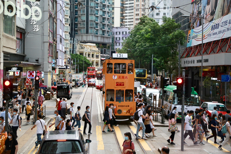 Covid-19 Hong Kong Guangdong