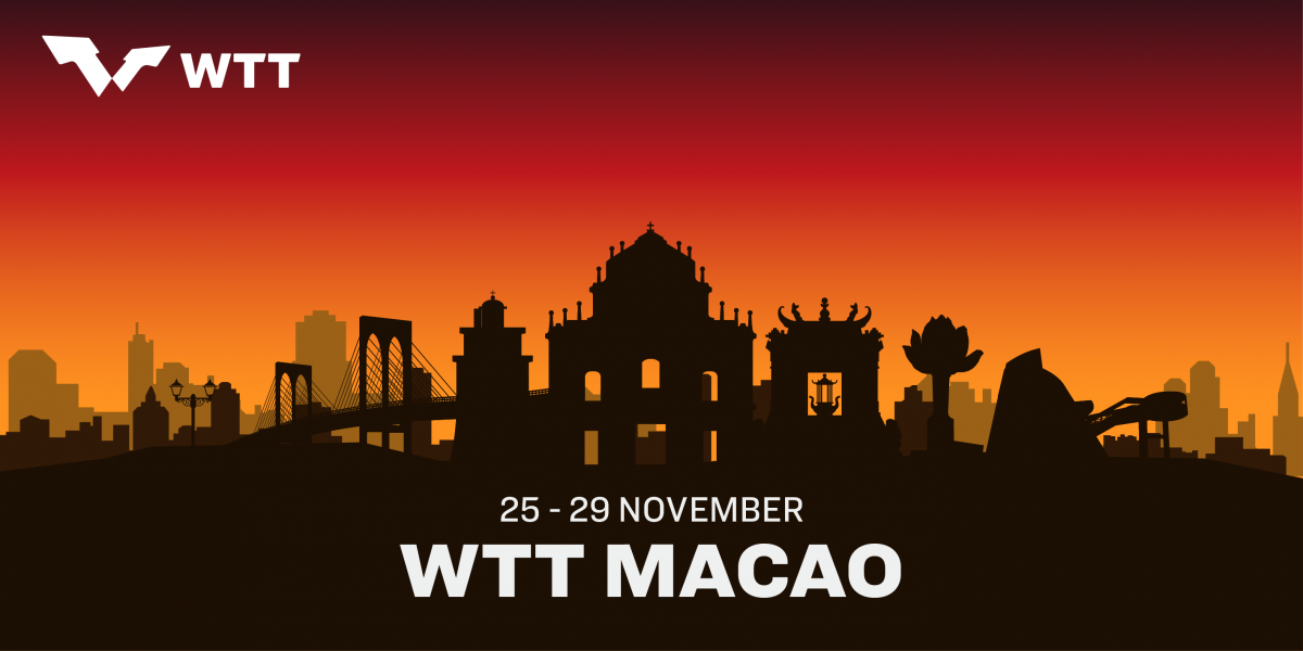 Macao to hold world table tennis contest this month