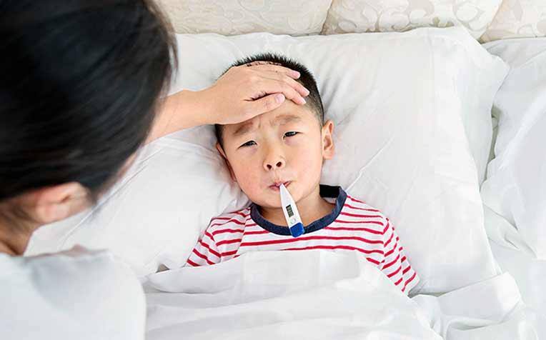stomach flu Macao