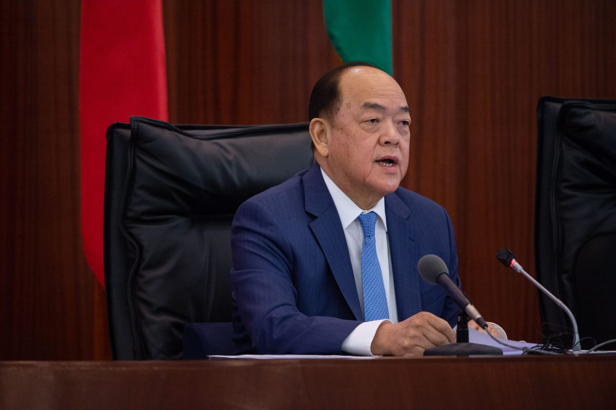 Ho vows to normalise COVID-19 prevention, speed up economic recovery