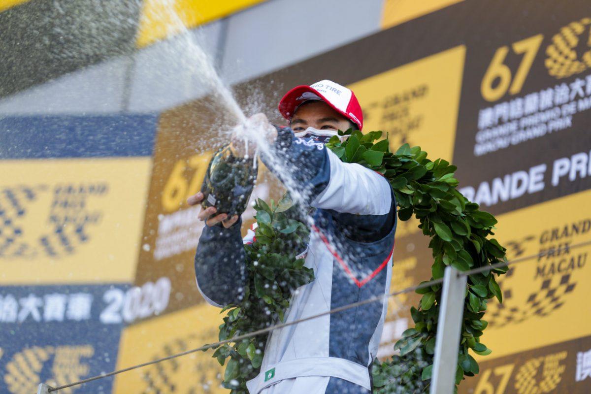Charles Leong wins F4 Macau Grand Prix – 3rd local to win MGP since 1954