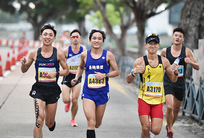 Marathon runners to be tested for COVID-19