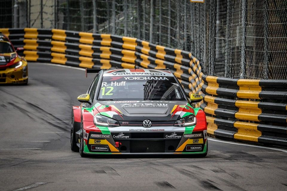 Huff doesn't win Macau Guia Race for causing 'avoidable collision'