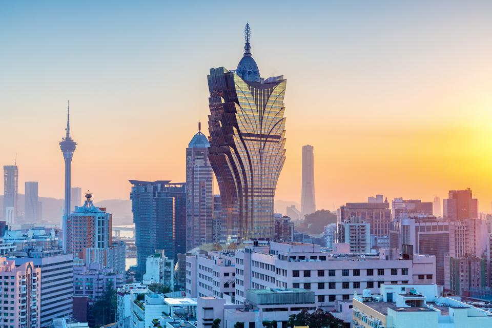 Macao's GDP drops 63.8% in Q3