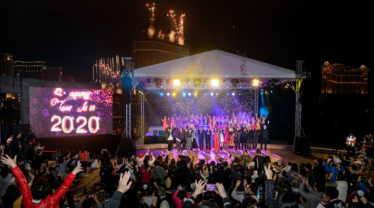 Macao cancels countdown event this year
