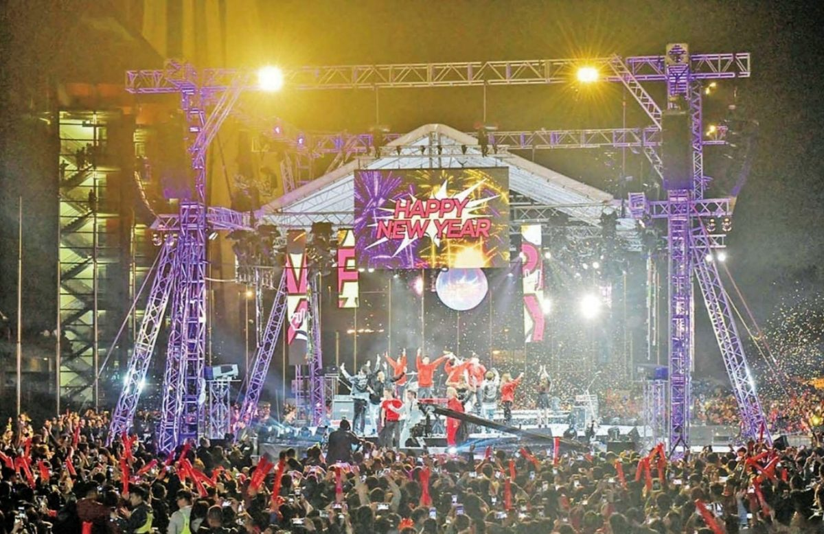 Cancelling Macao countdown event won't have big impact on tourism