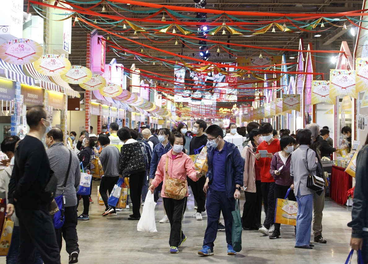 Guangdong & Macao Branded Products Fair uses culinary delights to attract consumers