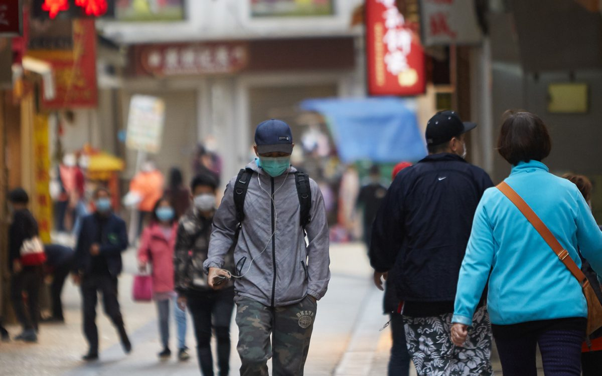 Macao observatory issues 'very cold weather' warning