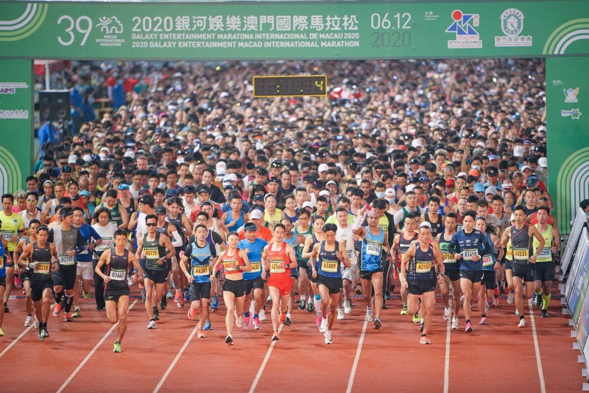China's Guojian Dong wins 2020 Macao International Marathon