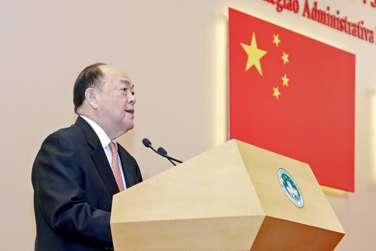 Ho vows to strengthen residents' national security awareness