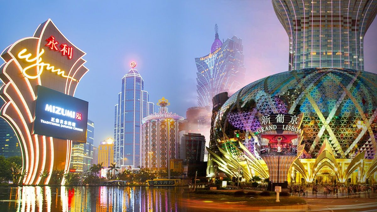 Macao gaming receipts fall 70.5% in November