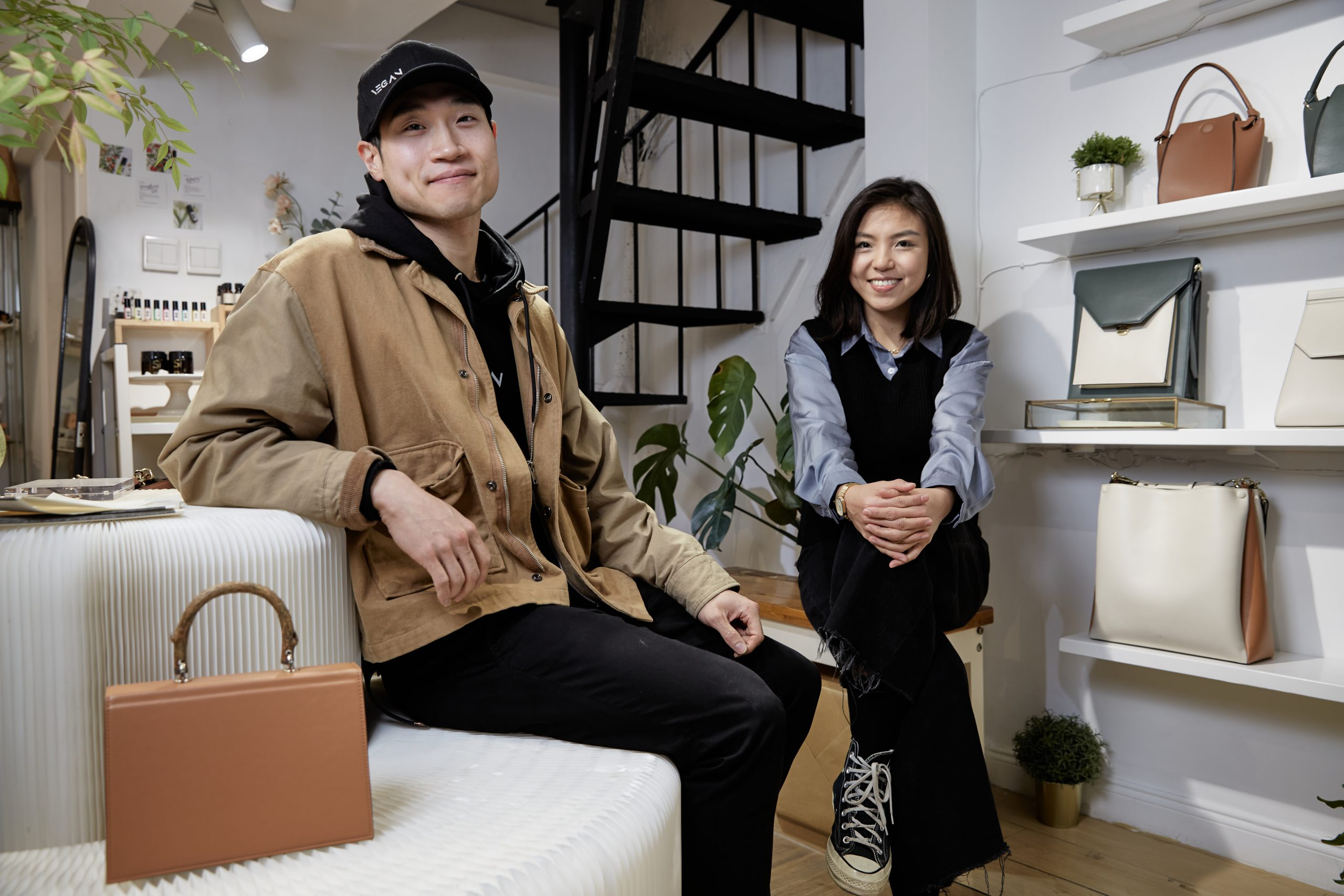 O.N.E's Xenia Wong and Simpson Lee - Photo by António Sanmarful