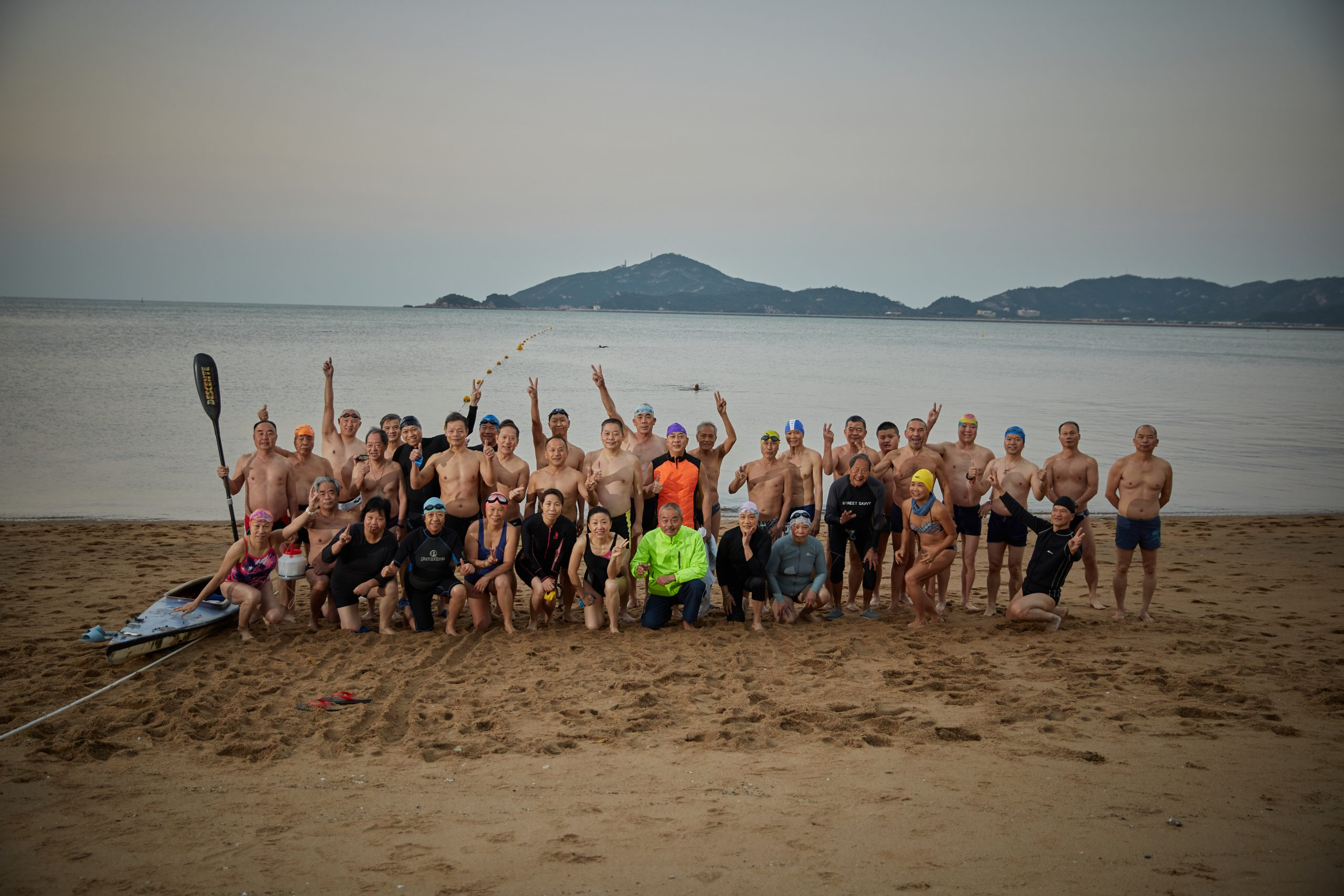 Macao Winter Swimming ClubMacao Winter Swimming Club