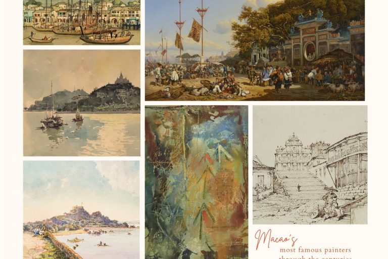 6 of Macao's most famous painters through the centuries