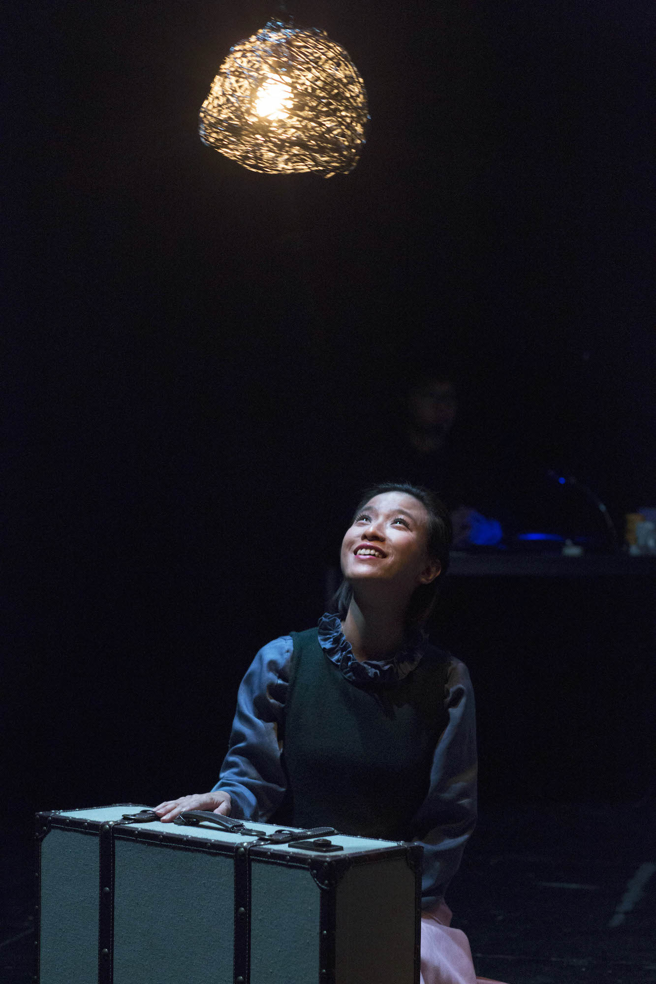 May Bo Wu from Dirks Theatre stars in 'I Take Your Hand in Mine'丨Photo courtesy of Fish Ho