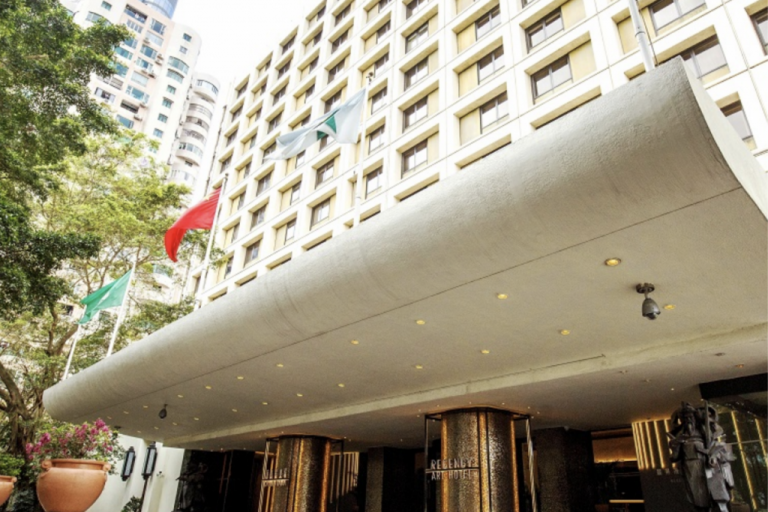 Regency Art Macao quarantine