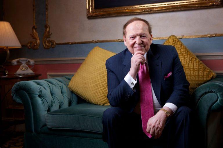 Sheldon Adelson dies