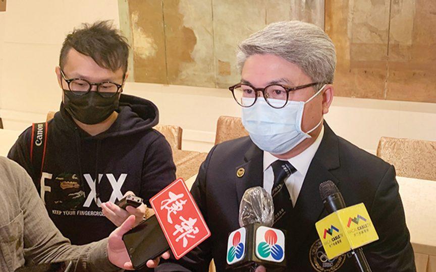Sports CNY Macao 2021