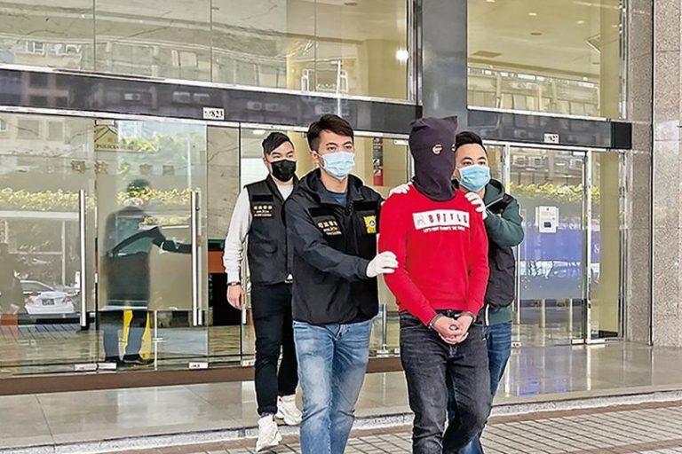 burglar theft Macao