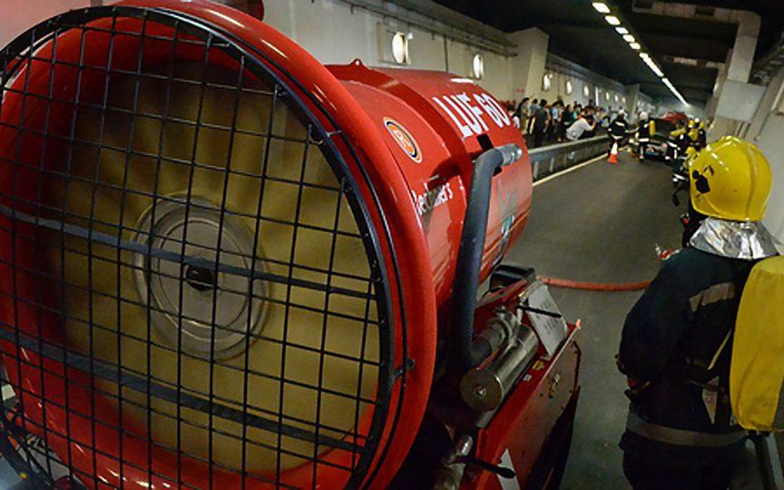 fire bureau Covid-19 Macao