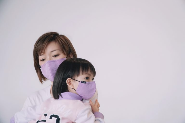 Mo-19 makes reusable facemasks for both adults and children - Photo courtesy of mo-19