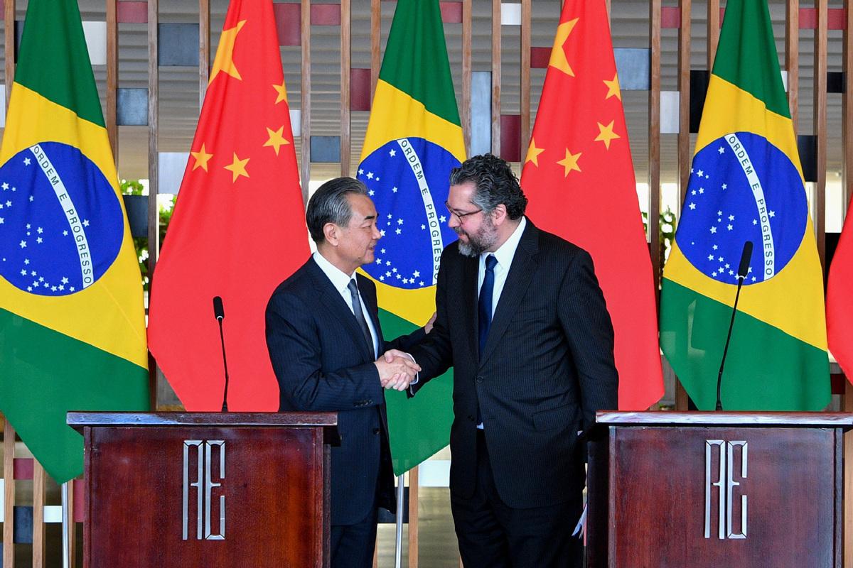 Brazil China relations