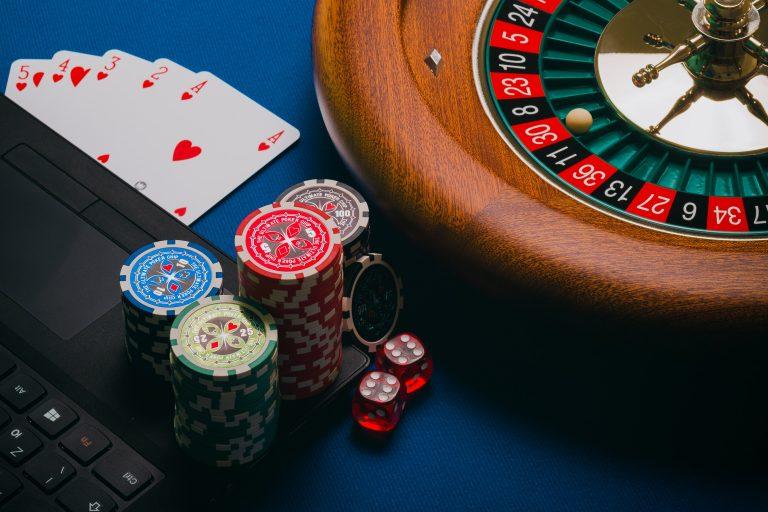 illegal gambling China