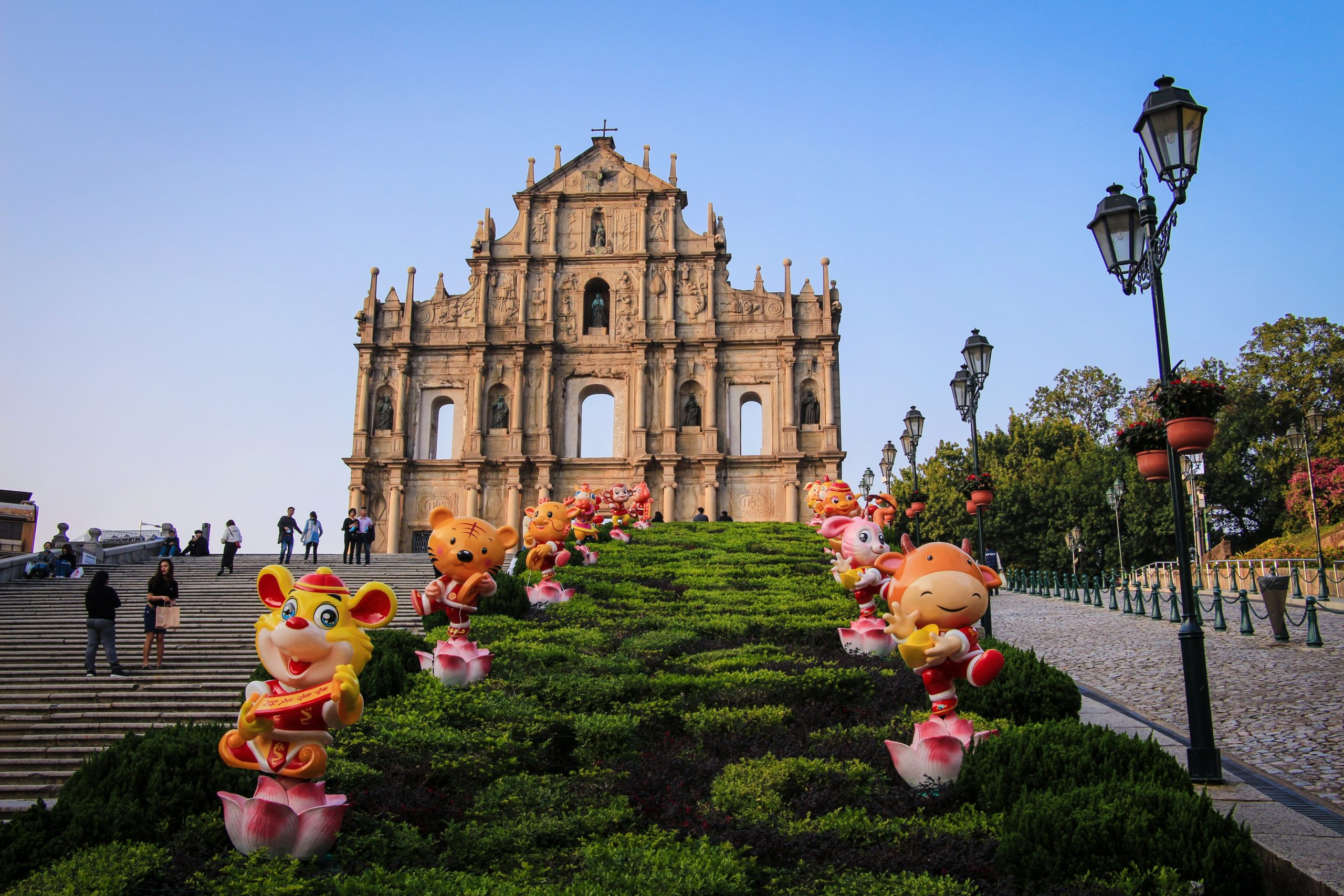 tourism industry Macao