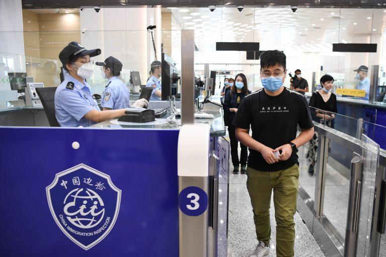 China quarantine lift Macao