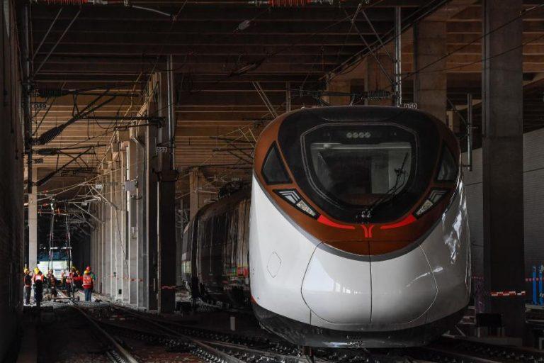 Guangzhou railway GBA Macao