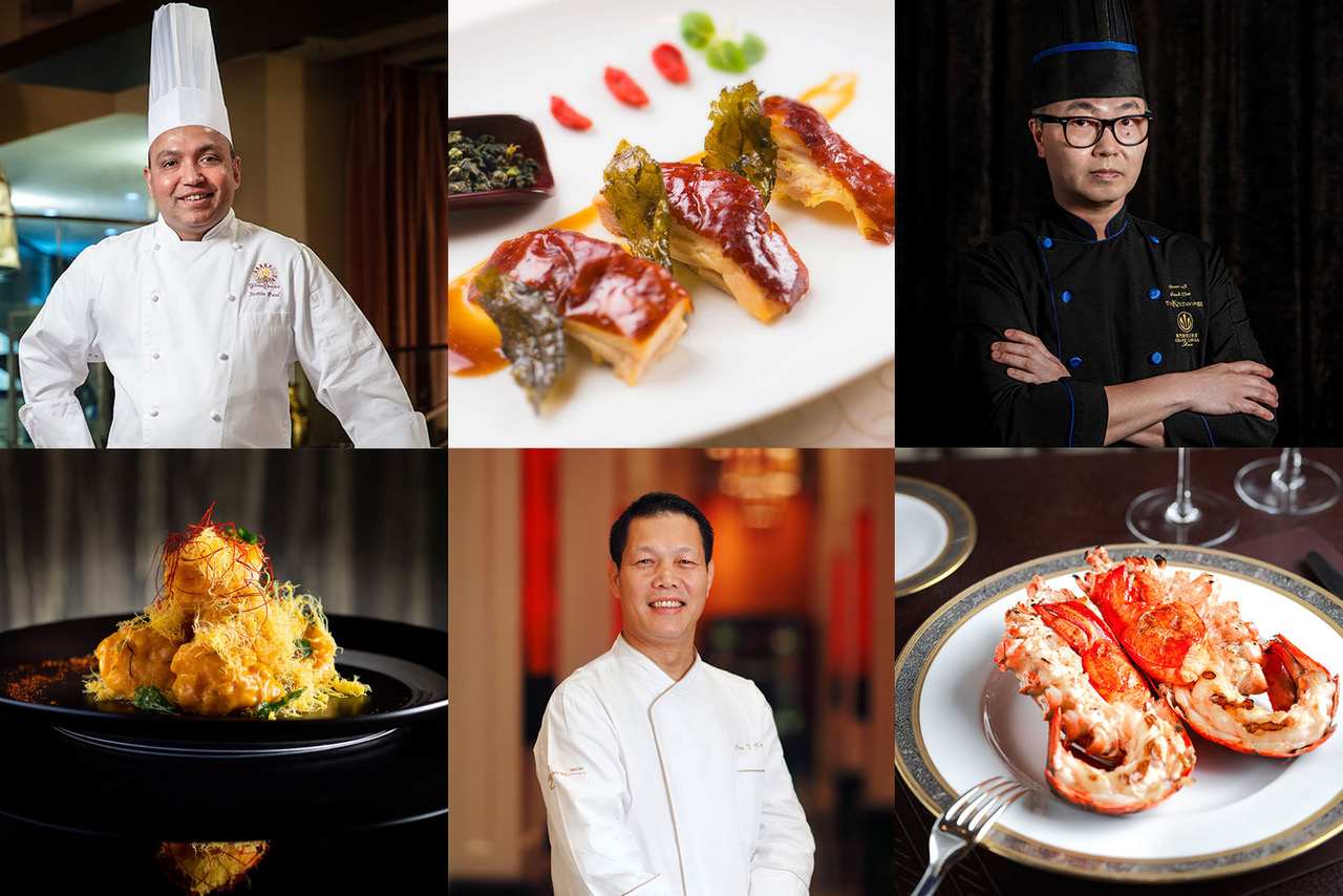 Where do Macao's top chefs eat out