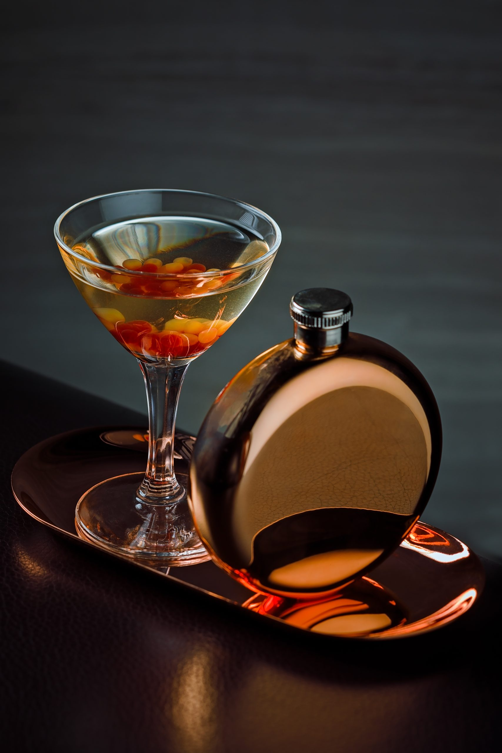 """Gin Sake Margarita"" at Vida Rica Bar, Mandarin Oriental Macau - Photo courtesy of Mandarin Oriental Macau"