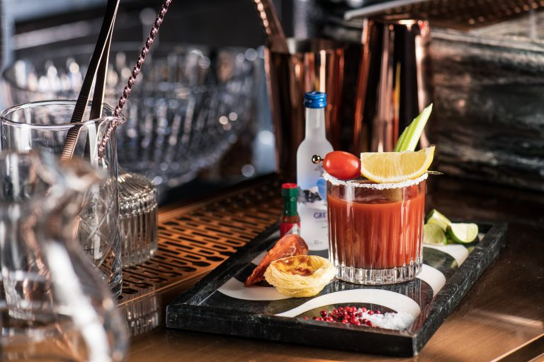 """Maria do Leste"" at The St Regis Bar, The St Regis Macao - Photo courtesy of The St Regis Macao"
