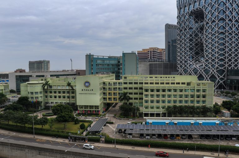 MUST Taiwan research Macao