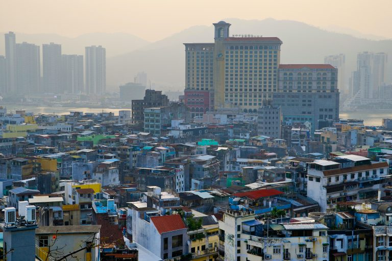 population statistics Macao