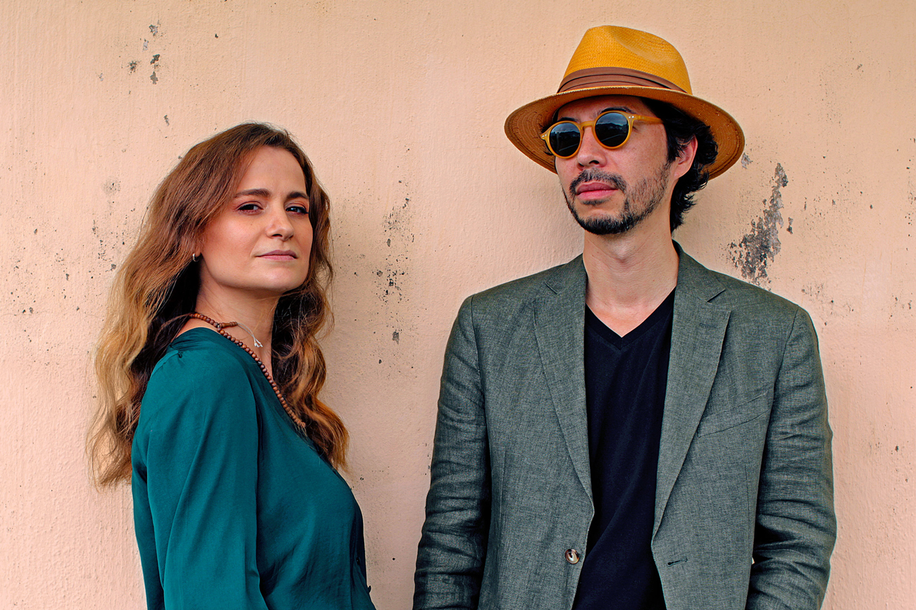 João Ó and Rita Machado