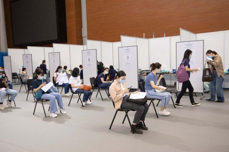 University of Macau Covid-19 vaccine