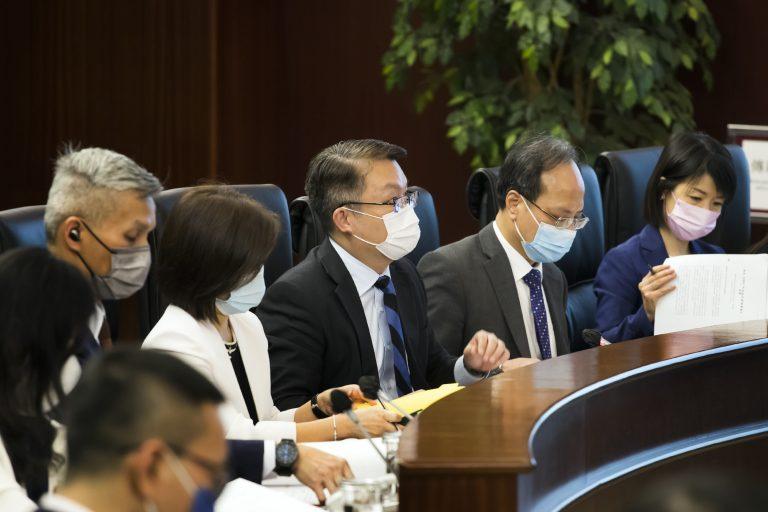 Covid-19 emergency bill Macau