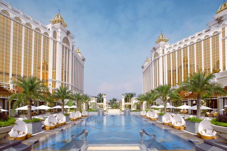 Galaxy Macau earnings
