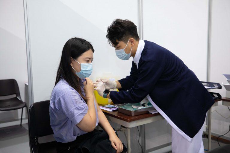 University of Macau inoculation