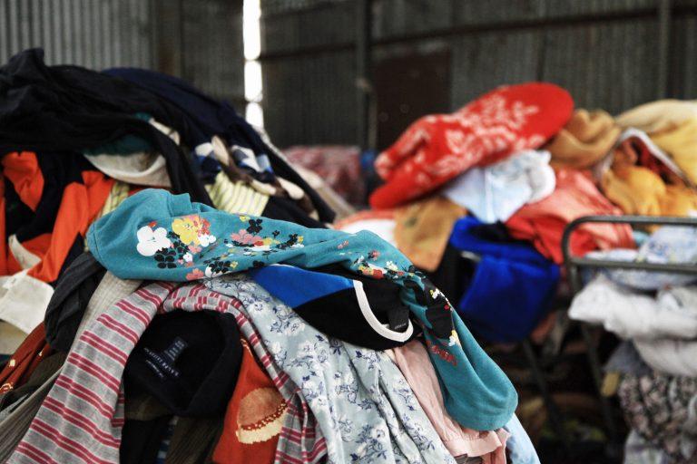 textile sorting Redress
