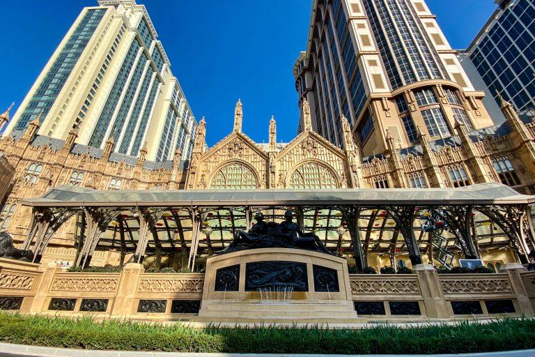 Londoner Macao tourism