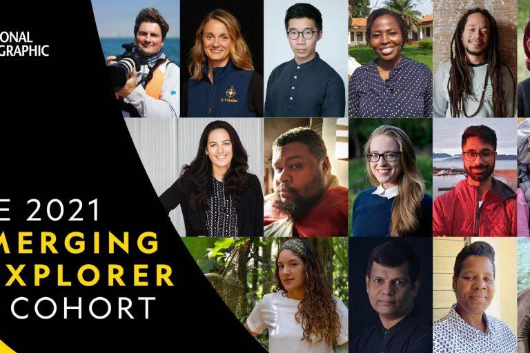The 2021 Emerging Explorer Cohort