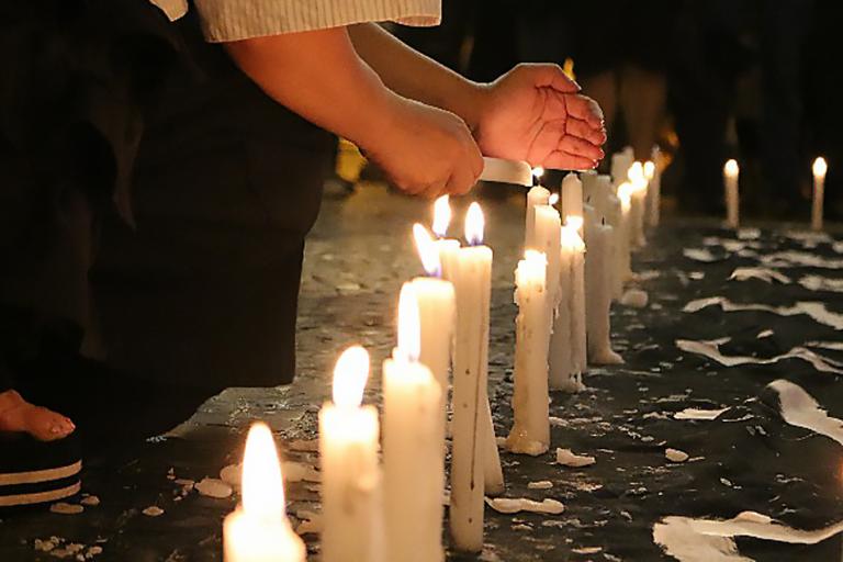 June 4 vigil Macau