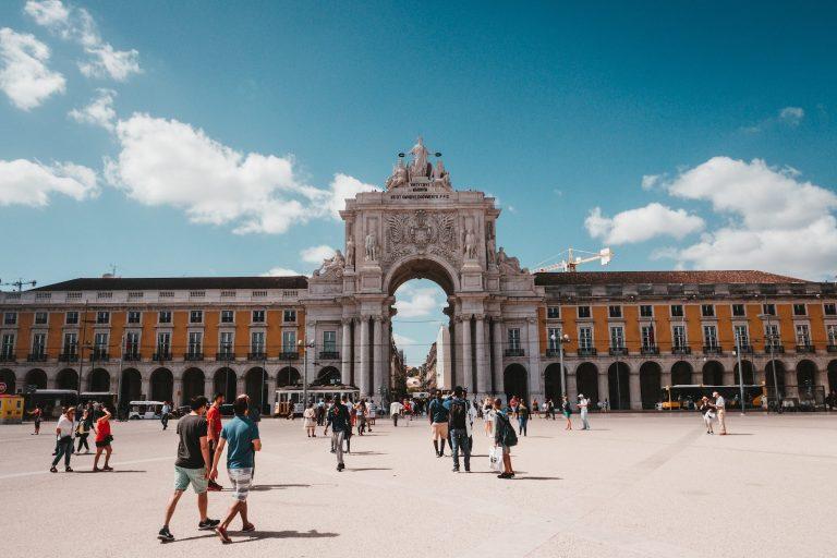 Praça do Comércio, Portugal