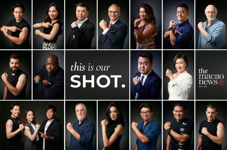 """Macao News """"This is our shot"""""""