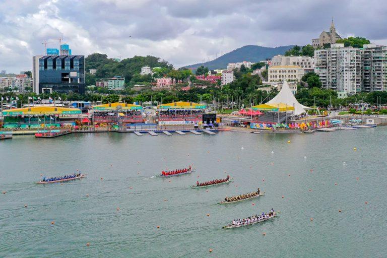 2021 Macao International Dragon Boat Races