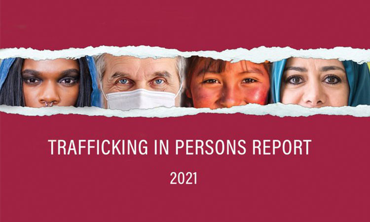 Trafficking in Persons Report 2021