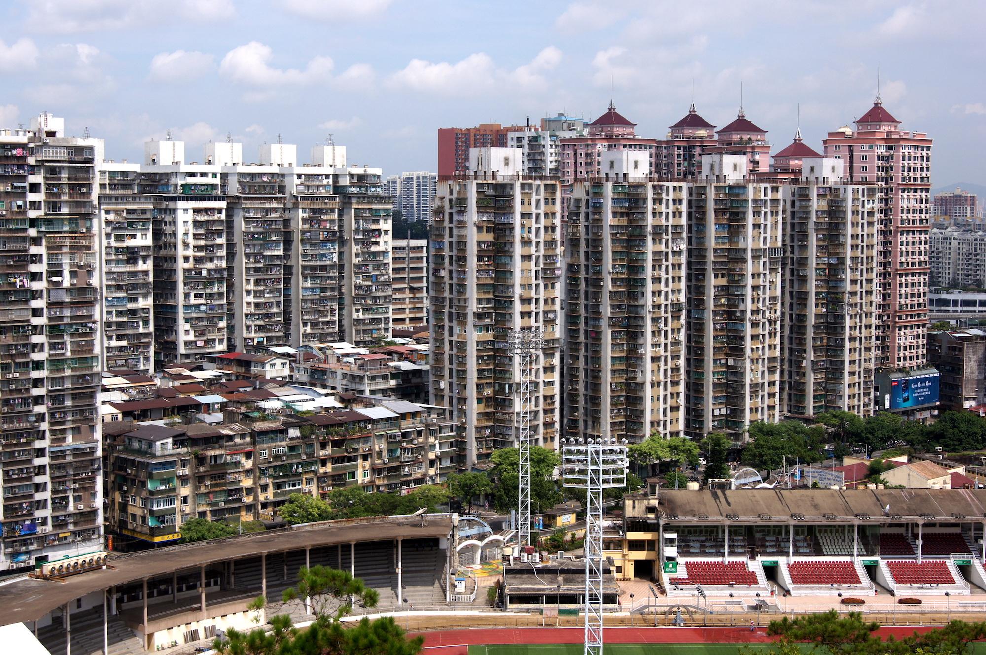Macao housing
