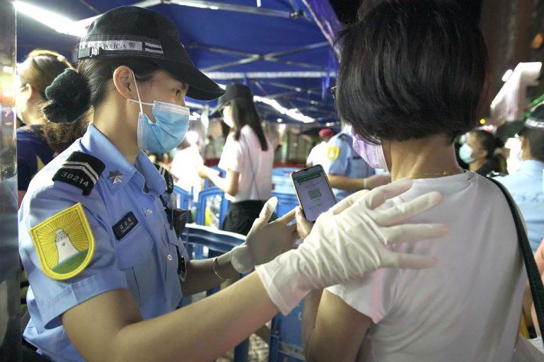 Macao Health Code